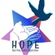Hope without Fear amidst Suffering with HOPE (Have Only Positive Expectations)