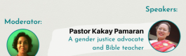 VIDEO: Bringing Progressive Faith Voices towards Diverse Genders and Sexualities (IDAHOBIT Webinar, 18 May)